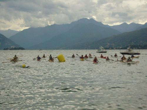 2011 - Nuotata dell'Eremo